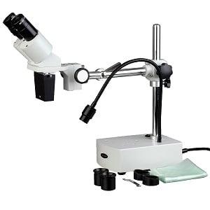 1.AmScope SE400-Z Professional Binocular Stereo Microscope