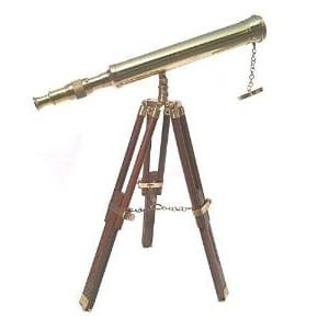 4-nautical-brass-telescope-with-stand