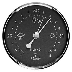 2.Precision Aneroid Barometer 3.25