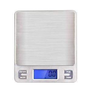 5-dapai-digital-kitchen-food-scale-silver