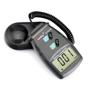 7.HDE LX-1010B Digital Luxmeter