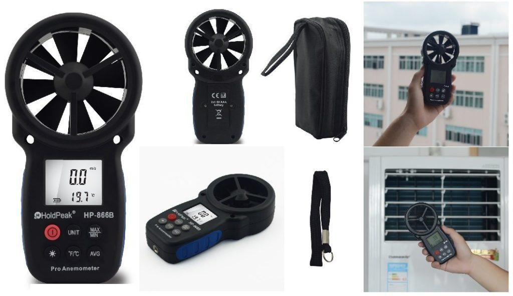 A.2 Best anemometer
