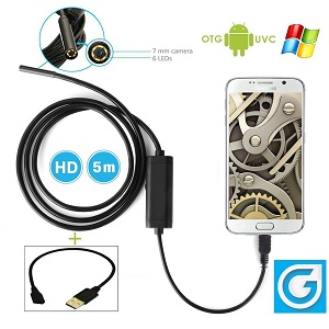 Borescope Inspection Camera For Iphone