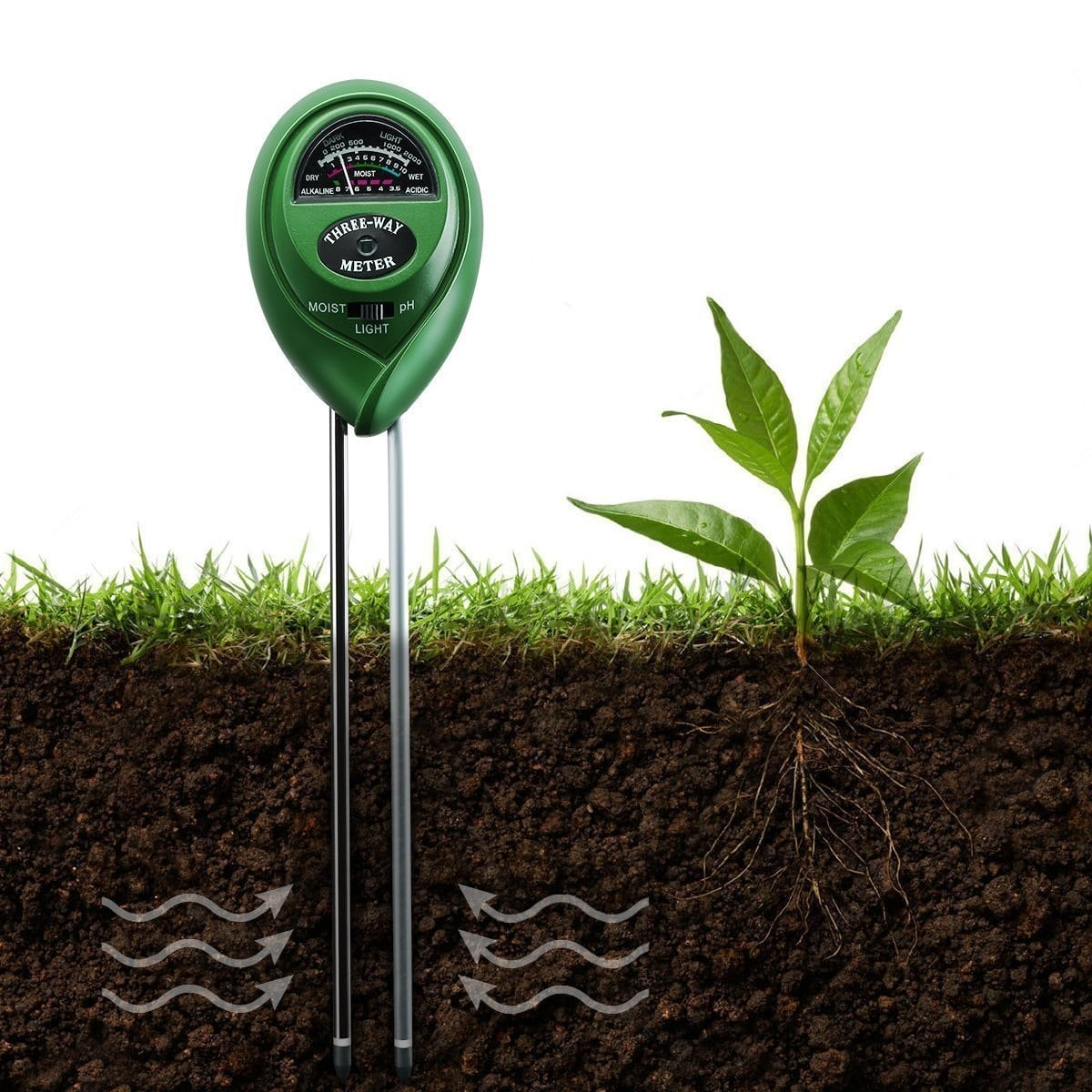 top rated soil ph meters ratings amp reviews for april 2018